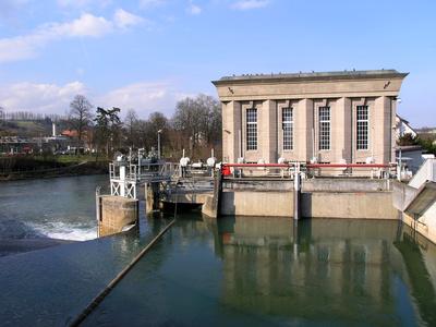 Energia odnawialna, elektrownie wodne